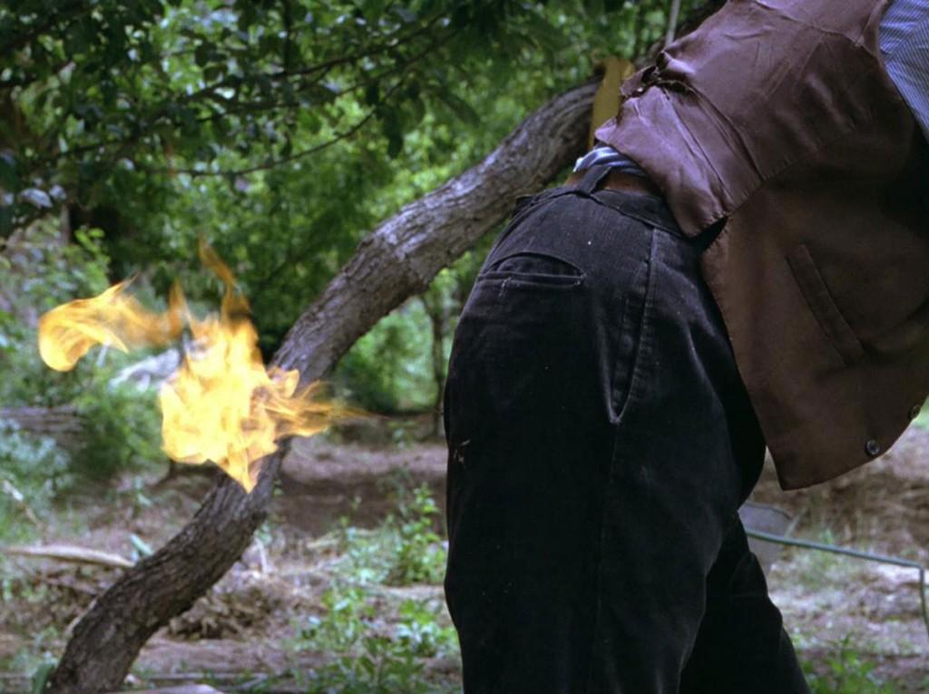 Fuego en el cuerpo